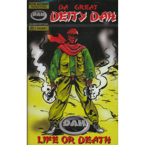 Da Great Deity Dah - Life Or Death Black Tape Edition