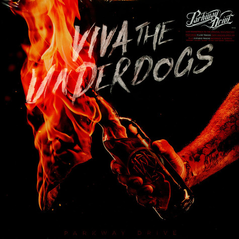 Parkway Drive - Viva The Underdogs Deluxe Edition