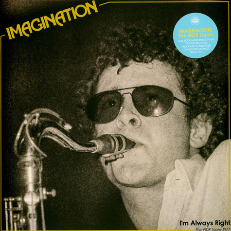 Imagination - I'm Always Right (The WDR Tapes 1977)