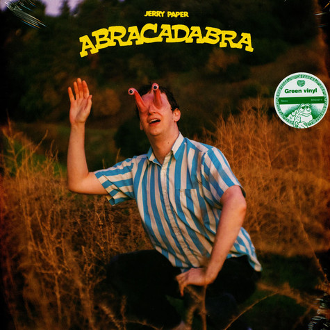 Jerry Paper - Abracadabra Green Vinyl Edition