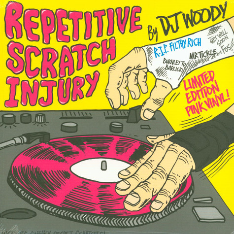 DJ Woody - Repetitive Scratch Injury