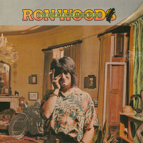 Ron Wood - I've Got My Own Album To Do Red Edition