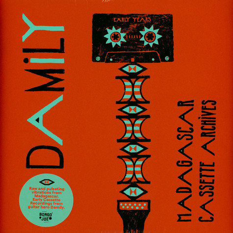 Damily - Early Years, Madagascar Cassette Archives