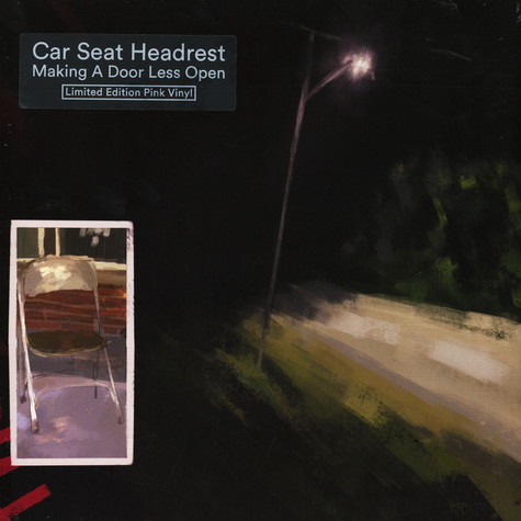 Car Seat Headrest - Making A Door Less Open Colored Vinyl Edition