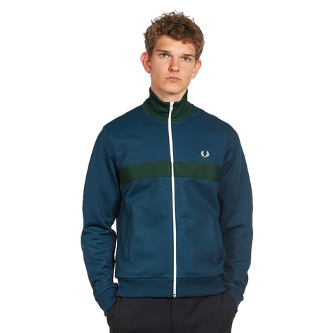 Fred Perry - Chest Panel Track Jacket