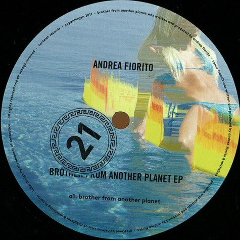 Andrea Fiorito - Brother From Another Planet Ep