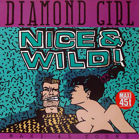 Nice & Wild - Diamond Girl