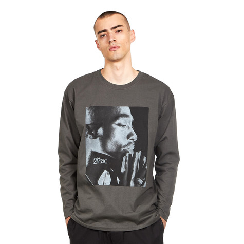 2Pac - Changes Side Photo Longsleeve