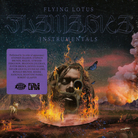 Flying Lotus - Flamagra Instrumentals