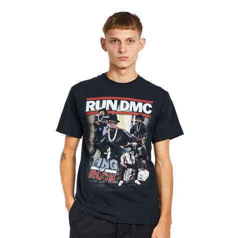 Run DMC - King Of Rock Homage T-Shirt