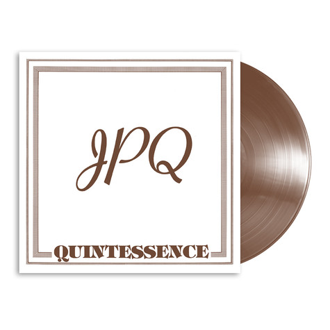 JPQ - Quintessence HHV Exclusive Brown Vinyl Edition