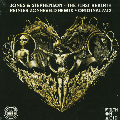 Jones & Stephenson - The First Rebirth Reinier Zonneveld Remix