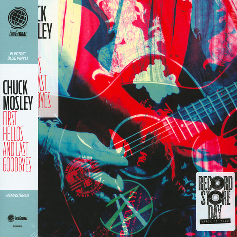 Chuck Mosley - First Hellos And Last Goodbyes Record Store Day 2020 Edition