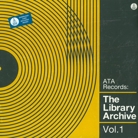 Ata Records - The Library Archive Volume 1