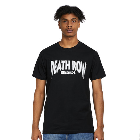Death Row - Lettering T-Shirt
