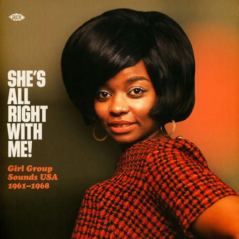 V.A. - She's All Right With Me - Girl Group Sounds USA 1961-1968