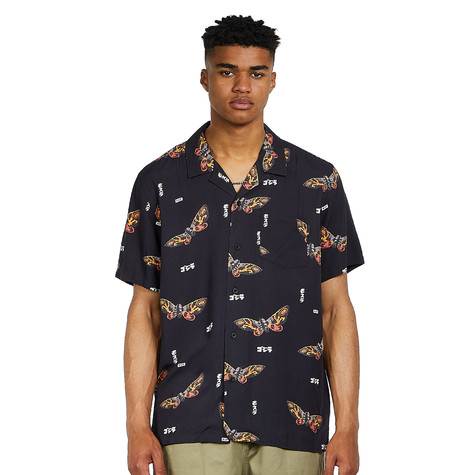 HUF x GODZILLA - Mothra Resort Shirt