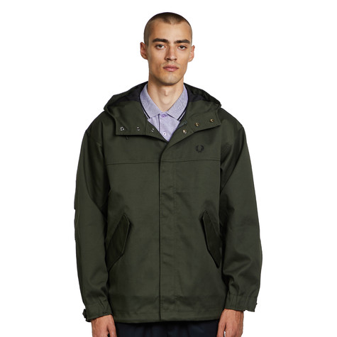 Fred Perry - Short Bonded Parka