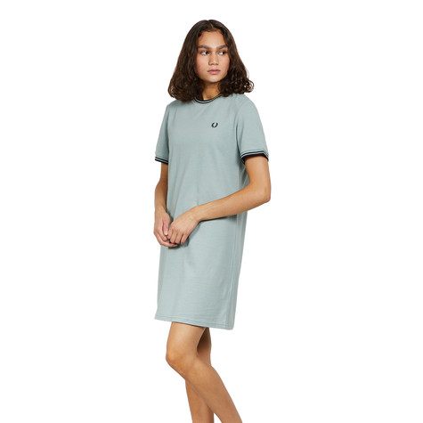Fred Perry - Twin Tipped Pique T-Shirt Dress