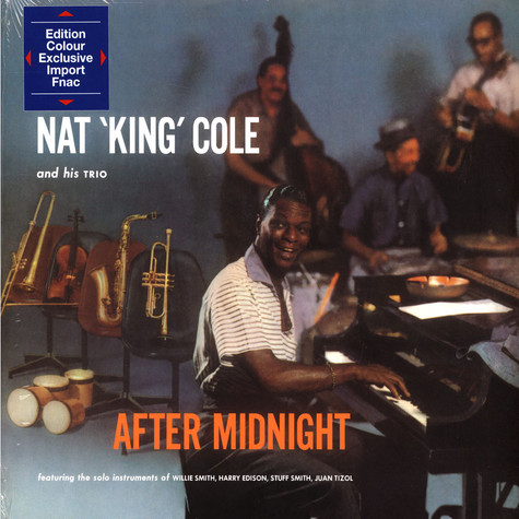 Nat King Cole And His Trio - After Midnight Opaque Silver Vinyl