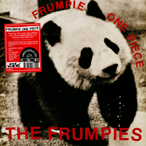 Frumpies - Frumpie One Piece / Frumpies Forever Record Store Day 2020 Edition