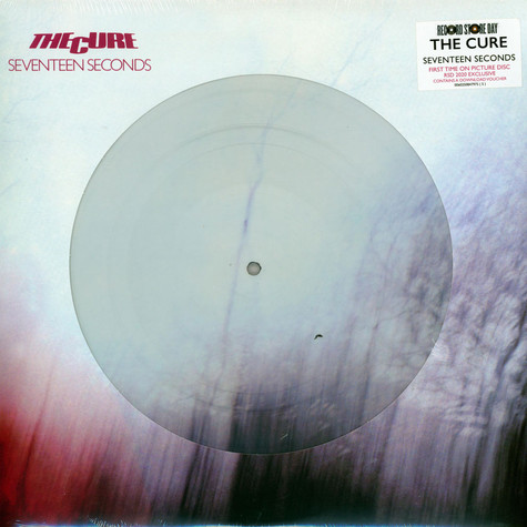Cure, The - Seventeen Seconds Picture Disc Record Store Day 2020 Edition