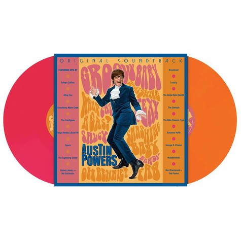 V.A. - OST Austin Powers: International Man Of Mystery Colored Record Store Day 2020 Edition