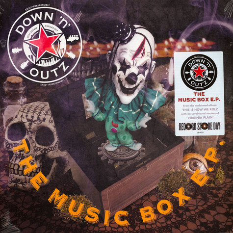 Down N Outz - Magic Box Ep Record Store Day 2020 Edition