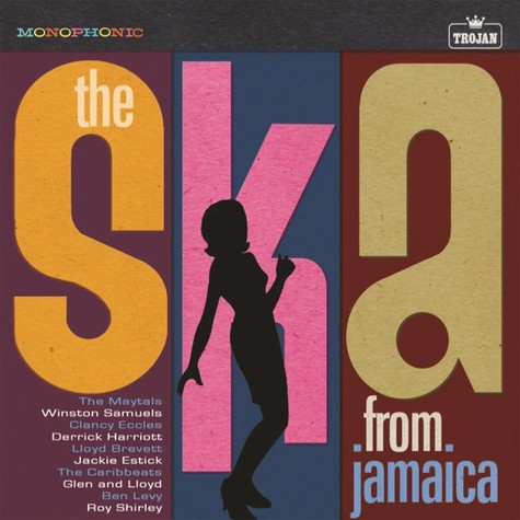 V.A. - The Ska From Jamaica Picture Disc Record Store Day 2020 Edition
