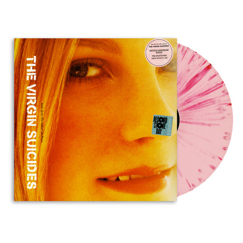 V.A. - OST The Virgin Suicides Dusty Pink Record Store Day 2020 Edition