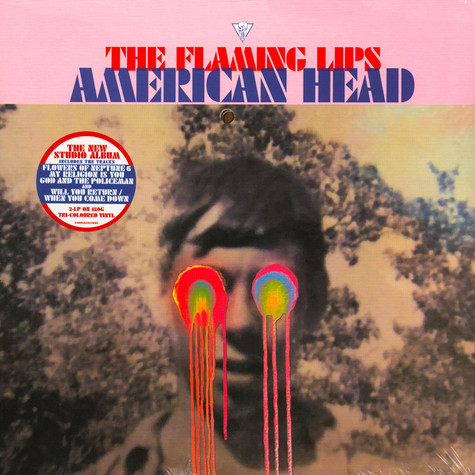 Flaming Lips, The - American Head Colored Vinyl Edition