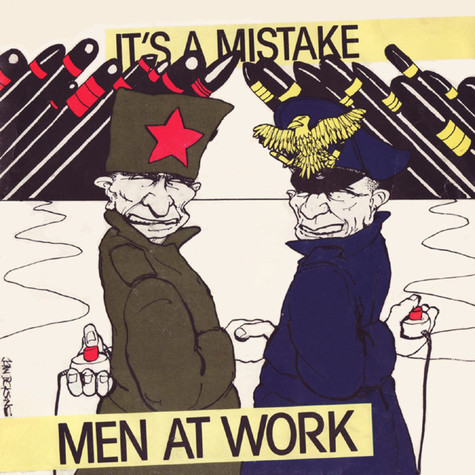 Men At Work - It's A Mistake