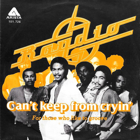 Raydio - Can't Keep From Cryin'