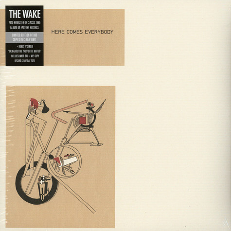 Wake, The - Here Comes Everybody Record Store Day 2020 Edition
