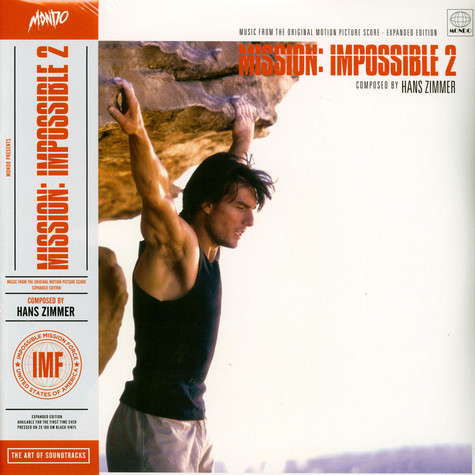 Hans Zimmer - OST Mission: Impossible 2 Score - Expanded Edition