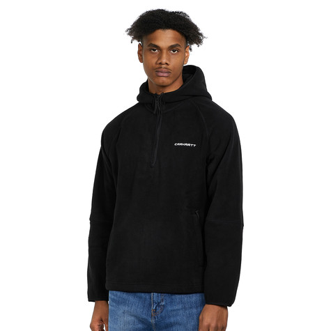 Carhartt WIP - Hooded Beaumont Half Zip Sweat