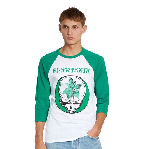 "Mort Garson - Plantasia ""Plant Your Face"" Baseball Jersey"