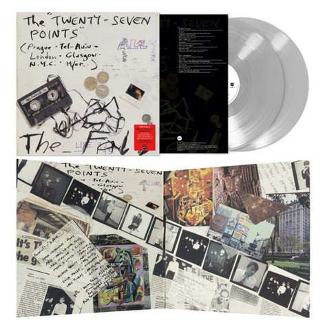 Fall, The - The Twenty-Seven Points Clear Vinyl Edition