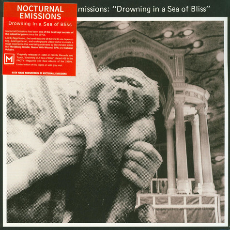 Nocturnal Emissions - Drowning In A Sea Of Bliss Record Store Day 2020 Edition Rsd 2020 Exclusive