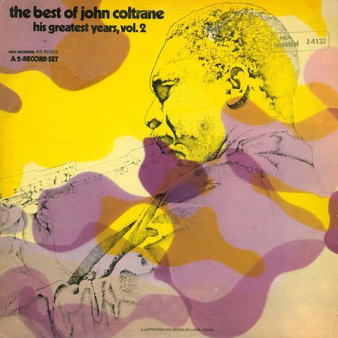 John Coltrane - The Best Of John Coltrane - His Greatest Years, Vol. 2