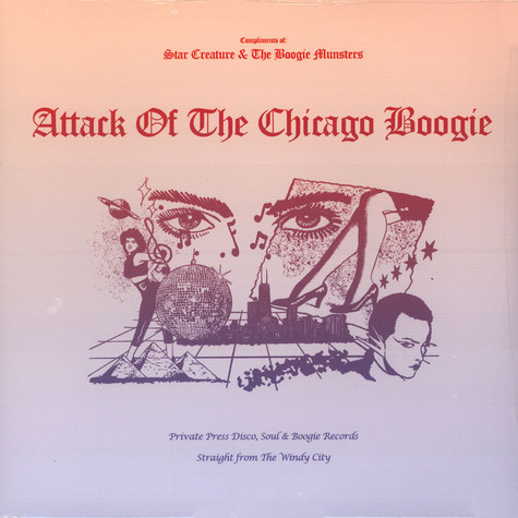 V.A. - Attack Of The Chicago Boogie