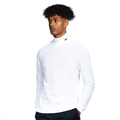 Lacoste - Long Sleeved Turtle Neck T-Shirt