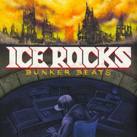 Ice Rocks - Bunker Beats