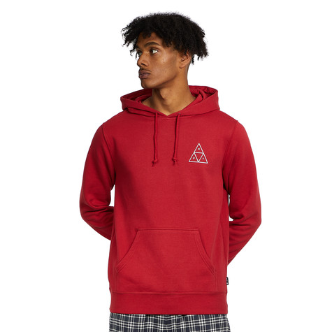 HUF - Essentials Triple Triangle Logo Hoodie