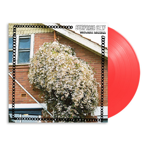 Surprise Chef - Daylight Savings HHV Exclusive Transparent Red Vinyl Edition