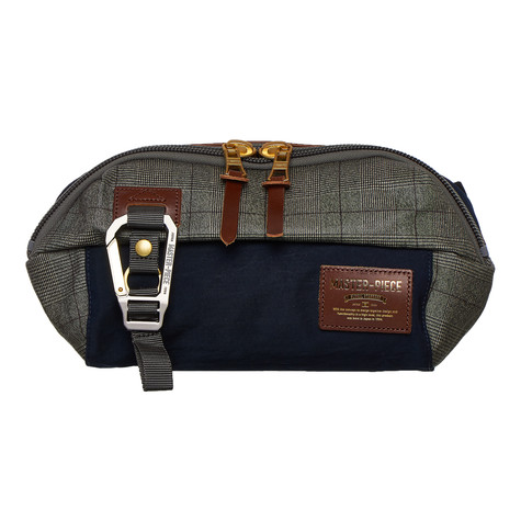 master-piece - Link Waist Bag Check