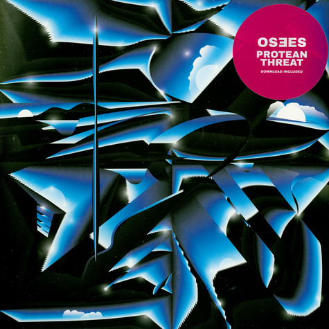 Osees (Thee Oh Sees) - Protean Threat