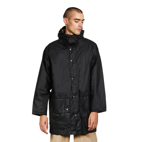 Barbour White Label - Hiking Wax Coat