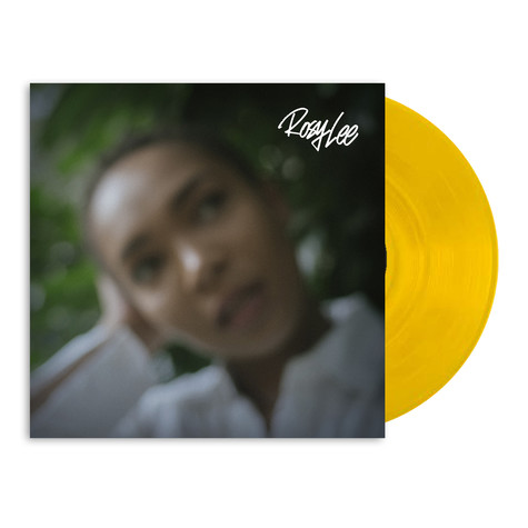 Syrup (Twit One, Summers Sons & C.Tappin) - Rosy Lee HHV Exclusive Transparent Yellow Vinyl Edition