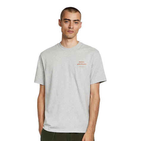 Barbour x Norse Projects - Norse Tee